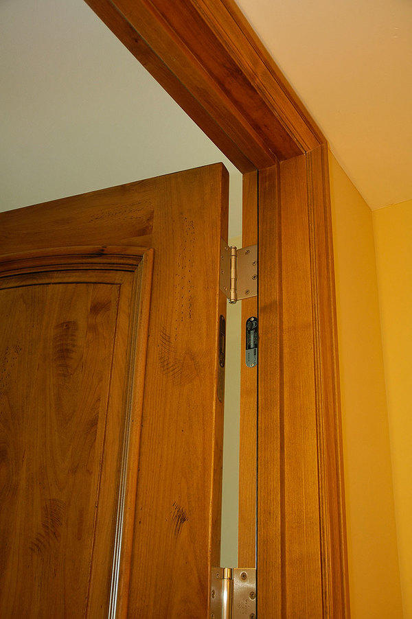 FRX Fire Rated Wood Door Frames & Warm Springs Composite Products