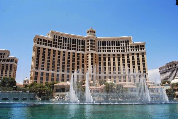 Delivering superior materials and support for the luxurious Bellagio in Las Vegas.